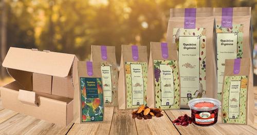 ancheta saludable - frutos secos