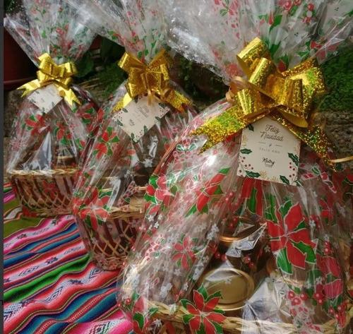 ancheta vegana navideña productos artesanales envío gratis