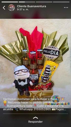 anchetas frutas licor flores dulces pide tuyo ¿¿¿¿
