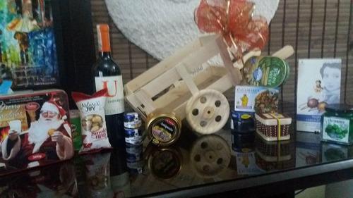 anchetas navideñas gourmet artesanales decoradas desde
