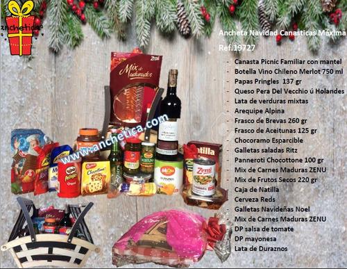 anchetas navideñas navidad anchetas todo presupuesto