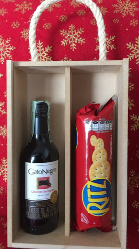 anchetas navideñas, vino, galletas, regalo corporativo