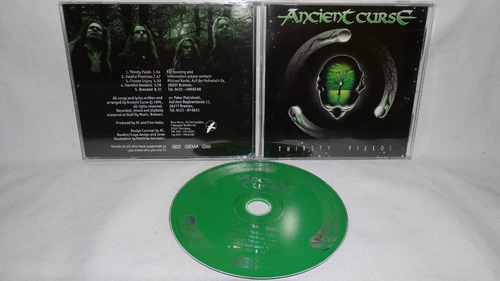 ancient curse - thirsty fields (pwer aleman 80s)