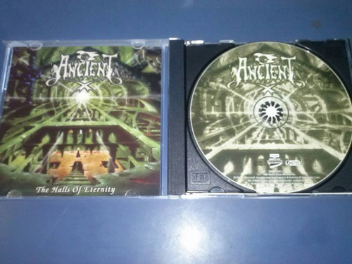 ancient the halls of eternity cd