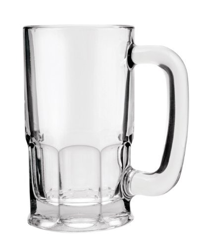 ancla hocking 79009 beer wagon mug glass 20ounce