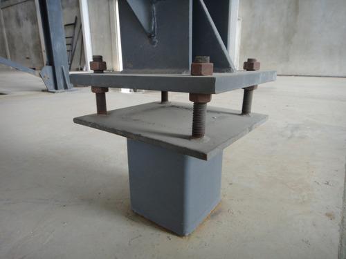 anclajes quimicos y mecanicos en estructuras y equipos hilti