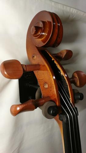 ancona cello - tastiera de ébano - completo # cg104 4/4