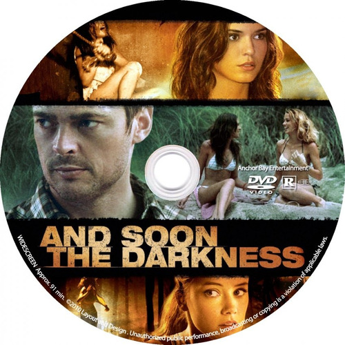 and soon the darkness dvd viagem do medo amber heard