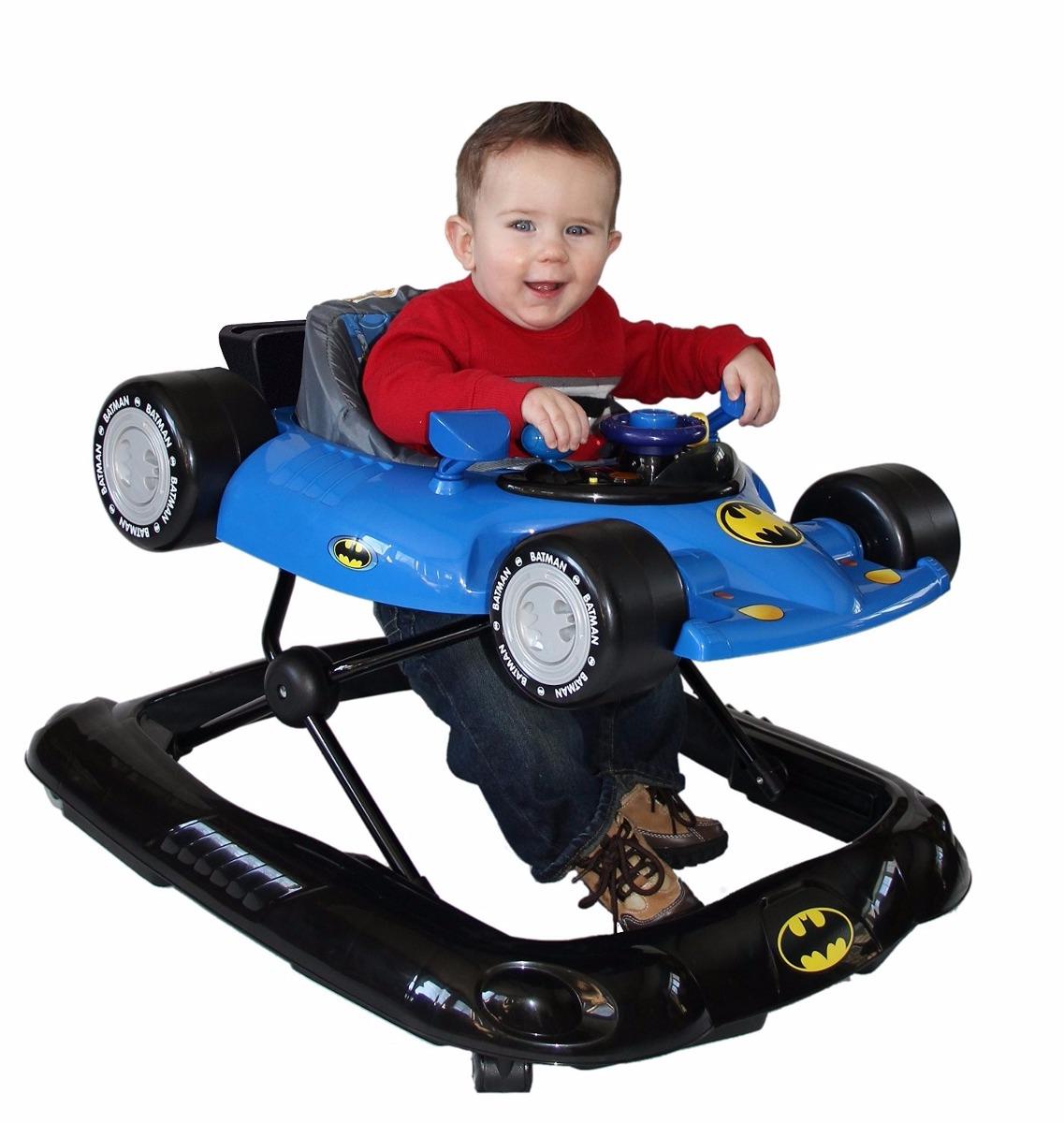 Andadera andador para beb infantil batman kidsembrace - Carrito andador bebe ...