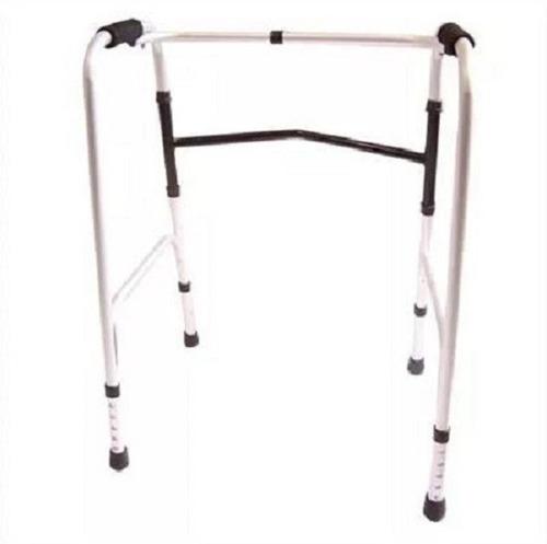 andadera económica de aluminio plegable - ortopedica adulto