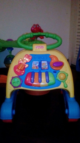 andadera musical fisher price