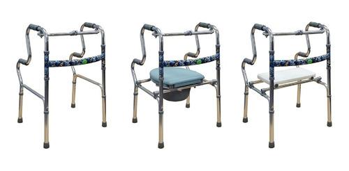 andadera ortopédica multifuncional 3 en 1 - envio gratis