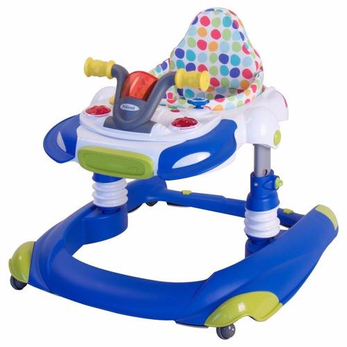 andadera para bebe marca prinsel mod daytona azul msi