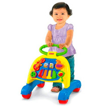 Fisher Price Andadera Musical Activity Walker,