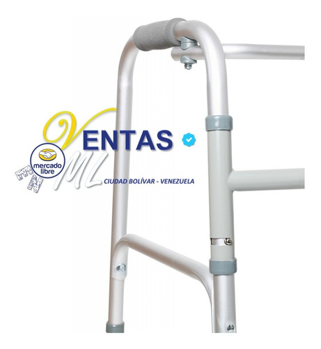 andaderas adultos discapacitados resistentes plegable nuevas