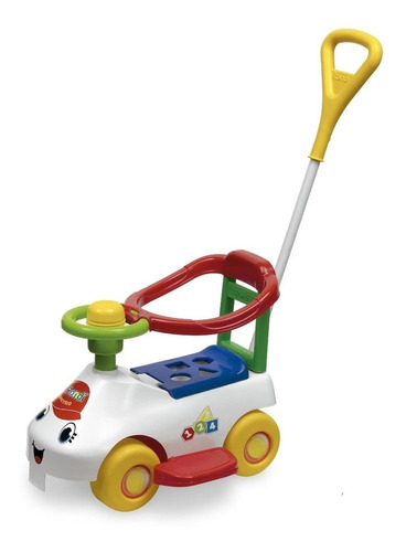 andador andarin 2 en 1 didactico rondi pata pata bebe niños