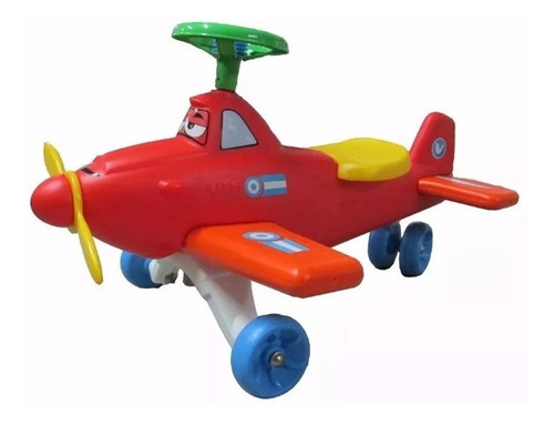 andador andarin pata pata avion pulky vegui 1 a 3 años