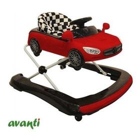 Andador Avanti Auto Bw  Rojo
