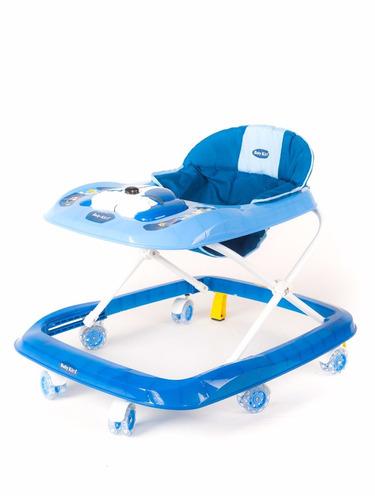 andador baby kits modelo puppy azul.