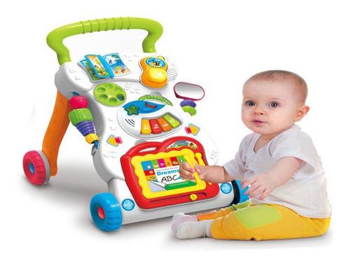 andador bebé caminador