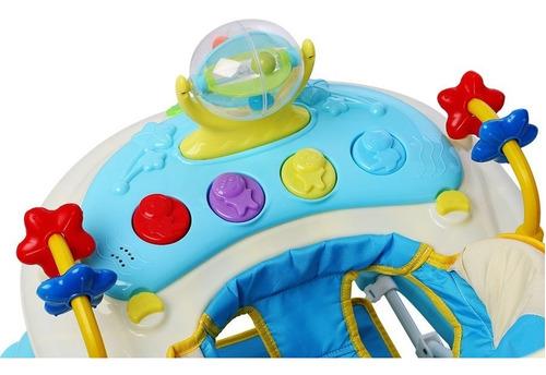 andador bebé felcraft mecedor esfera