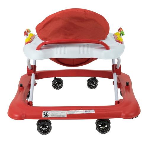 andador caminador bebé gts
