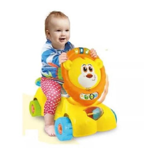 andador caminador leon - winfun - giro didáctico