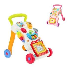 Andador Caminador Luz Sonido Actividades Cici Babymovil 9914