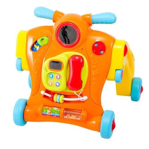 andador carrito bebés niños lúdico juguete infantil play go