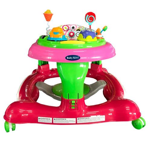 andador con música sonidos y juegos interactivos niña y niño