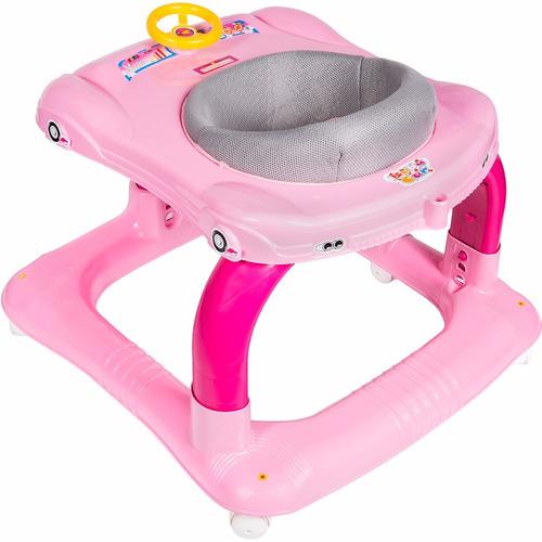 andador infantil bebe musical styll baby rosa menina2905754 r 113 90 em mercado livre. Black Bedroom Furniture Sets. Home Design Ideas