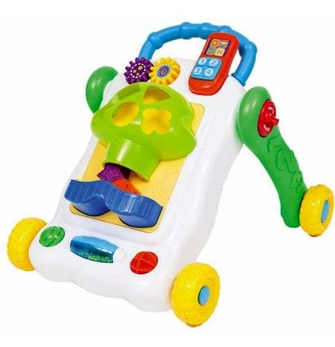 andador infantil de atividades divertido 7970 buba