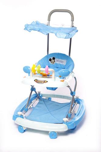 andador mecedor 3 en 1 bebe musical disney baby shopping