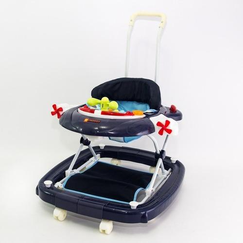 andador mecedor barral froggy + envío gratis - bebé premium