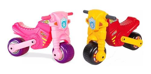 andador moto r1 rondi ruedas anchas plasticos resistentes