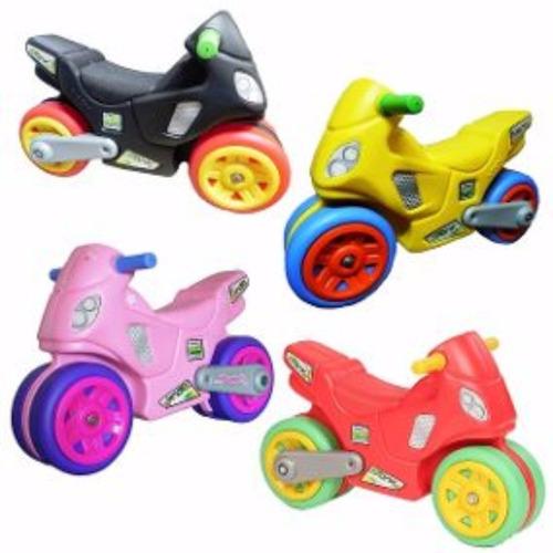 andador moto vegui riny ruedas anchas plasticos resistentes