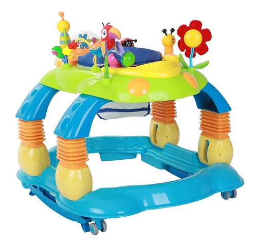 andador multifunción bebés y niños premium baby combilux