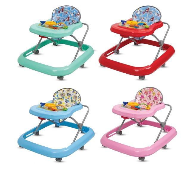 3284c23994 Andador Musical Para Bebê Toy Primeiros Passos - Tutti Baby - R  158 ...