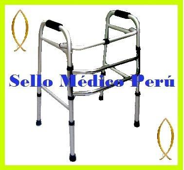 andador ortopédico para adulto mayor. precio oferta