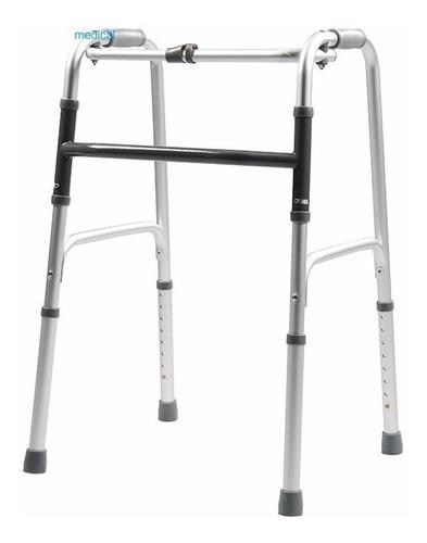 andador ortopédico plegable adulto en aluminio nuevo