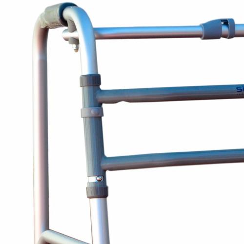 andador ortopédico plegable con ruedas