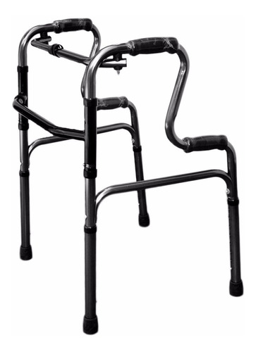 andador ortopedico plegable liviano silfab doble grip 3017