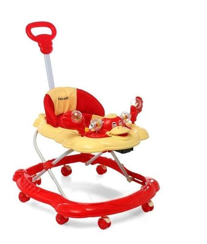 andador para bebe + sonidos + tablero didactico + juguetes