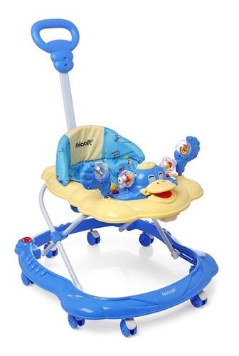 andador para bebe + sonidos + tablero didactico y juguetes