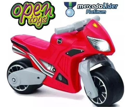 andador pata pata vegui moto juguete / open-toys 34 ea