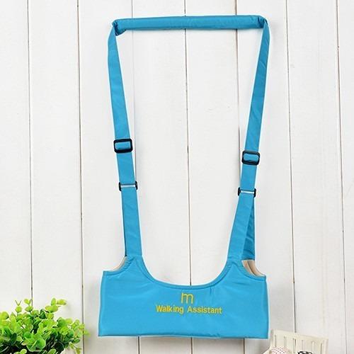 andador portatil colete manual bebê - walking assistant