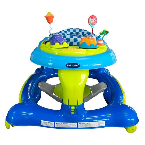 andador saltarin centro de actividades y mecedor para niña