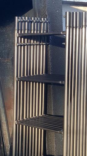 andamios tubular de obra  al mejor  precio 1.6 mm espesor