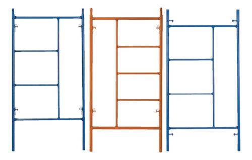 andamios tubulares y multidireccionales