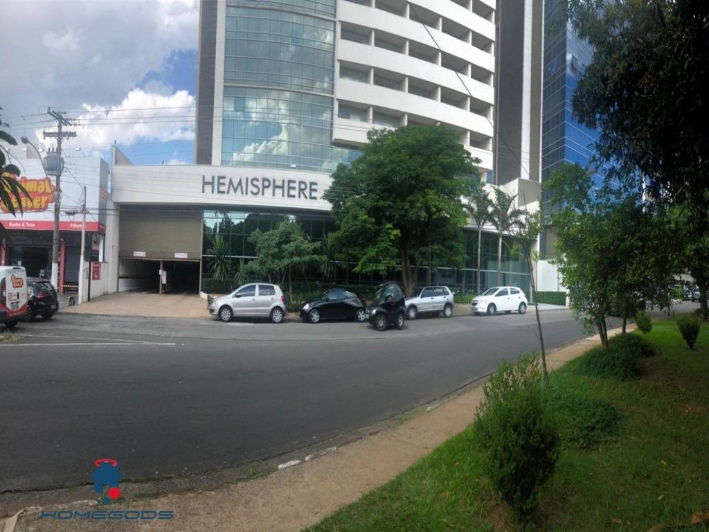 andar comercial na avenida norte sul em campinas - sa00079 - 33411633